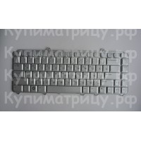 Клавиатура Dell 1420 1318 серебристая