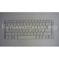 Клавиатура Packard Bell NM85 NM87 NV49 белая