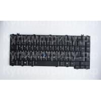 Клавиатура Toshiba A9 матовая с термоджойстиком черная