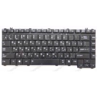 Клавиатура Toshiba A200 A300 L450 M300 черная ver.1
