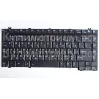 Клавиатура Toshiba A100 черная