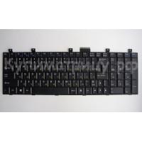 Клавиатура MSI VX600 EX600 CX500 черная
