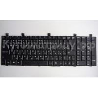 Клавиатура MSI L715 черная