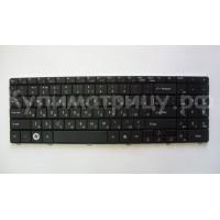 Клавиатура Gateway NV52 черная