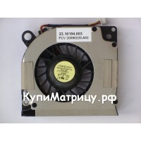 Кулер Dell 1525 1526 1545 1546 D620 D630 D631 DFS531205M30T F6H3.CW DC5V 0.5A 3pin