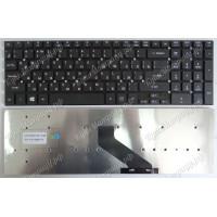 Клавиатура Acer 5830T 5830G 5830TG V3 V3-551 V V3-571 V3-571G V3-771 V3-771G черная без рамки
