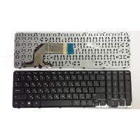Клавиатура HP 15 15-E 15-G 15-N 15-R 15T-E 15T-N 15Z-E черная с рамкой