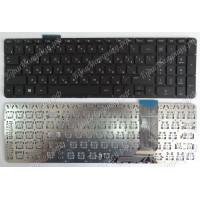 Клавиатура HP 15 15-J000 без рамки черная