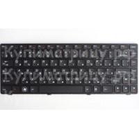 Клавиатура Lenovo B480 G480 Z480 с черной рамкой