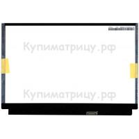 "Матрица для ноутбука 10"" 1024x600 30 pin узкий LED  HSD100IFW3 справа внизу"