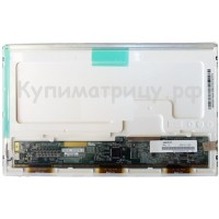 """Матрица для ноутбука 10"""" 1024x600 30 pin LED HSD100IFW1 rev. 0 -f03 ed1.0 6 A0 глянцевая"""