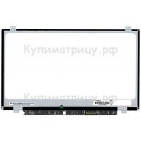 """Матрица для ноутбука 14.0"""" 1366x768 30 pin eDP SLIM LED N140BGE-E33 rev.B6 матовая"""