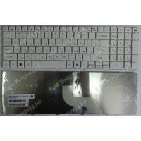 Клавиатура Packard Bell TK81 TM81 NV50 TK85 белая