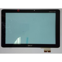 Тачскрин Acer A510 69.10I20.T02 V1 41+41pin черный