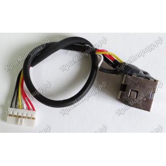 Разъем зарядки PJ153
