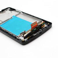 Дисплей LG Google Nexus 5 D820 D821 + тачскрин черный