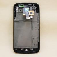 Дисплей LG Google Nexus 4 E960 + тачскрин белый