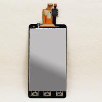 Дисплей LG Optimus G F180 LS970 E971 E973 E975 + тачскрин черный