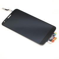 Дисплей LG Optimus G2 D800 + тачскрин черный