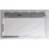"""Матрица для ноутбука 16.0"""" 1366x768 40 pin LED LTN160AT01 справа снизу 36,5х21,5 см с разбора"""
