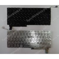 Клавиатура Apple A1286 RU черная большой enter
