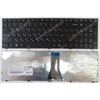 Клавиатура Lenovo G50-30 G50-70 G50-70A S500 Z50-70 Z50-75 S500 Z50-70 Z50-75 черная с черной рамкой