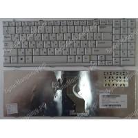 Клавиатура LG R500 R580 белая