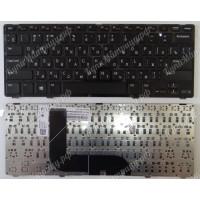 Клавиатура Dell 14Z N411Z 14Z-5423 черная с рамкой