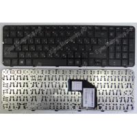 Клавиатура HP G6-2000 черная с рамкой плоский enter