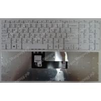 Клавиатура Sony FIT15 SVF15 SVF152 FIT 15 белая без рамки