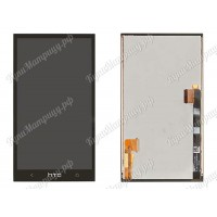 Дисплей HTC One M7 801e 801n (PN07100) + тачскрин черный