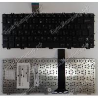 Клавиатура Asus 1015 черная без рамки большой enter