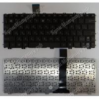 Клавиатура Asus 1015 коричневая без рамки плоский enter