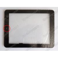 Тачскрин FPC-CTP-0800-014-2 51pin с рамкой черный