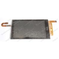 Дисплей HTC Desire 610 + тачскрин черный