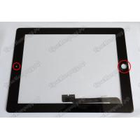 Тачскрин iPad3 iPad4 37+37pin черный