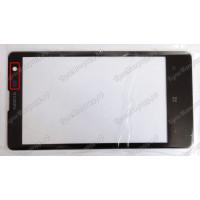 Стекло Nokia 1020 черное
