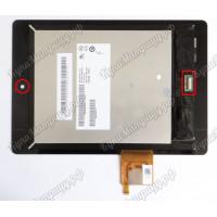 Дисплей Acer A1-810 A1-811 B080XAT01.1 + тачскрин черный