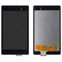 Дисплей Asus Google Nexus 7 ME571K ME571KL K008 K009 + тачскрин черный