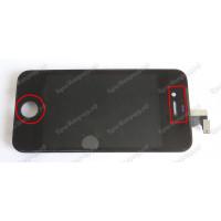 Дисплей iPhone 4 + тачскрин черный с рамкой ориг