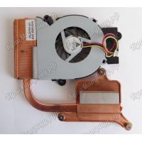 Система охлаждения Fujitsu 24-20761-51 KSB0405HA-6F53 3pin DC05V 0.30A с разбора