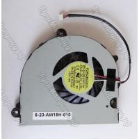 Кулер DNS Clevo B4100 B5100M B7110 B7130 W170HN DFS551205GQ0T 102114A DC5V 0.5A 77*12mm 3pin