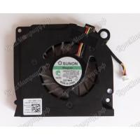 Кулер Dell 1525 1526 1545 1546 D620 D630 D63 GB0507PGV1-A 13.V1.B3245.F.GN DC5V 0.34A 3pin с разбора