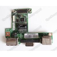 Плата VGA RJ45 Power eSATA MSI P6512 98520 33568 с разбора