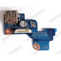 Плата USB Samsung NP-RV513 с разбора