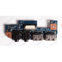 Плата USB Audio eMachines D440 D640 D640G с разбора