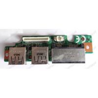Плата USB RJ25 RJ45 MSI WM3945ABG  с разбора