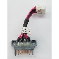 Разъем батареи HP 620 с разбора