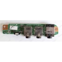 Плата Audio HP DV9000 с разбора