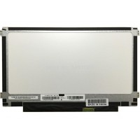 """Матрица для ноутбука 11.6"""" 1366x768 30 pin LED SLIM N116BGE-E32 Rev.C2 право/лево матовая"""